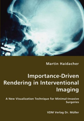 Importance-Driven Rendering in Interventional Imaging: A New Visualization Technique for Minimal-Invasive Surgeries