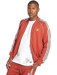 adidas SST Originals Track Chaqueta, Hombre, Shift Orange, XX-Large