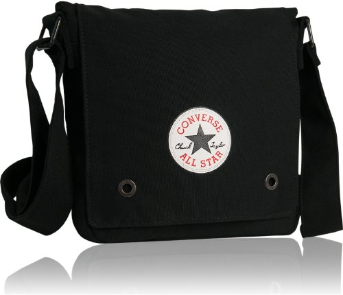 Converse Small Fortune Bag black (Hat Converse Patch)
