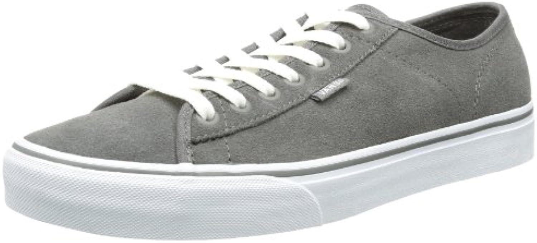 Vans M FERRIS SUEDE PEWTER VVHK794 Herren Sneaker