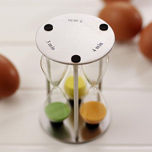 rzzeitmesser | drei, vier und fünf Minuten (Ei-timer 10 Minuten)