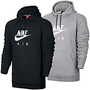 Nike Herren Air Heritage Fleece Hoodie, Kapuzenpullover