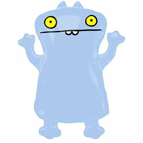 amscan 22/56 cm Ugly Dolls BABO Supershape Folie Ballon