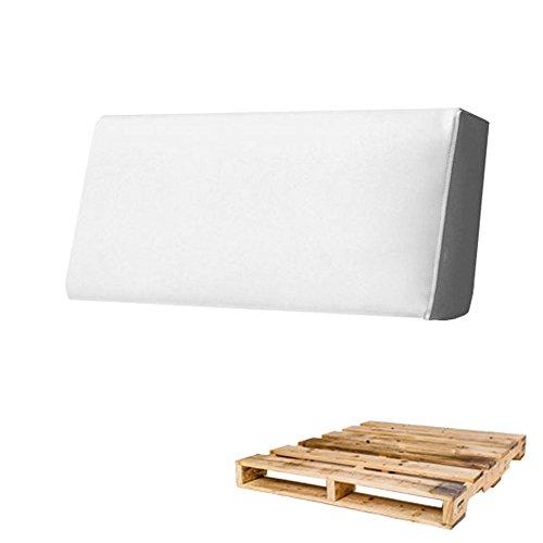 Arketicom Pallett One - Respaldo Cojin para Sofa hecho en Euro Palet ...