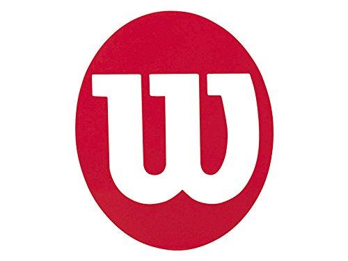 Wilson Logo Schablone für Tennisschläger Test