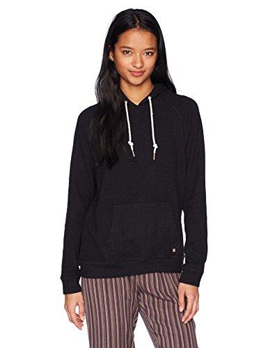 Volcom Junior's Womens Pullover Lil Hooded Fleece -