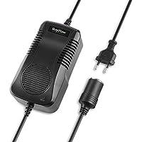 RoyPow 180W (Max 200W) Power Supply Adapter Wechselrichter Konverter Transformer 12V15A AC zu DC Adapter 200V~240V zu 11V/12V/13V/14V mit Zigarettenanzünder Buchse
