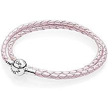 29df86f8533c Pandora Pulsera cuerda Mujer plata - 590745CMP-D2