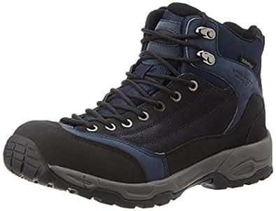 Wildcraft Men's Blue Trekking and Hiking Boots - 5 UK/India (38 EU)