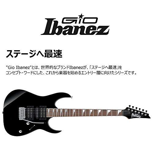 Ibanez GRG170DX Electric Guitar, Black
