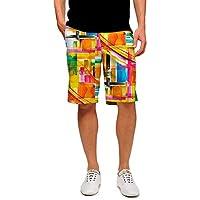 Loudmouth Golf Mens Strokes Golf Shorts (36)