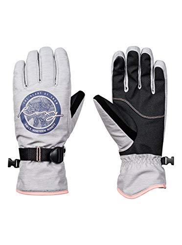 Roxy - Guantes esquí/snowboard - Mujer - L - Gris