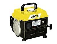 Genyx G800-2 Groupe électrogène de chantier puissance 720 W
