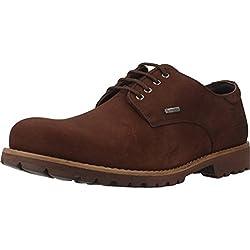 Zapatos para hombre, color marr�n , marca PANAMA JACK, modelo Zapatos Para Hombre PANAMA JACK LARSON GTX C1 Marr�n
