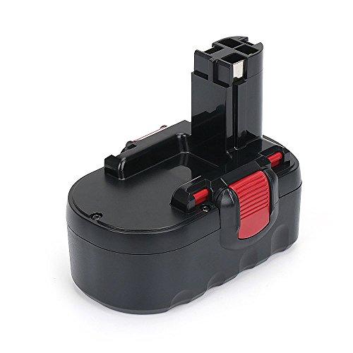 Bosch 18V Akku Ni-Mh Ersatzakku für Bosch PSR 18 VE-2 2607335535 2607335277 2607335270 2607335266 2607335265 BAT025 BAT026 BAT160 BAT180 BAT181 BAT189