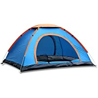 WETOO Automatic Pop up Tent Camping Instant Tent Backpacking Tent for Family Camping Hiking Traving