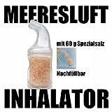 Sensecare - Inhalador de aire marino con sal de cristal