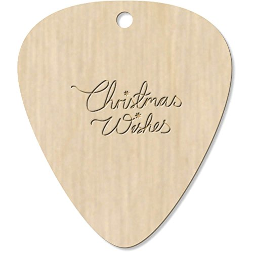 Azeeda 7 x 'Christmas Wishes' Guitarra Púa (GP00008524)