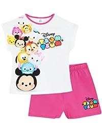 Disney Tsum Tsum - Ensemble De Pyjamas - Tsum Tsum - Fille