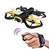 JINSE Rc Drone Camera Drone Best Drone for Beginners with Altitude Hold, G-Sensor, Trajectory Flight, 3D Flips, Headless Mode, One Key Operation