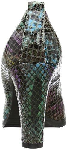 Noe Antwerp Nabla, Scarpe Col Tacco Donna Multicolore (Mehrfarbig (ABYSS))