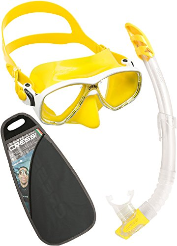 Cressi - Marea Kits de Randonnée Aquatique Mixte Adulte