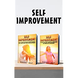 Self Improvement: 2 Books - Daily Habits For Self Improvement & The 30 Day Self Improvement Challenge (Self Improvement,Self Acceptance,Self Confidence,Self ... Confidence,Happiness,Depression )