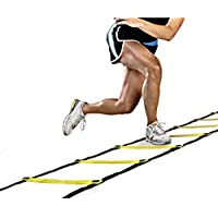 6m Escala de velocidad Equipement de entrenamiento de fútbol de escala de ritmo para ejercicio Fitness pies formación