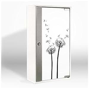 banjado glas magnettafel mit 4 magneten magnetwand in 3 gr en memoboard beschreibbar. Black Bedroom Furniture Sets. Home Design Ideas