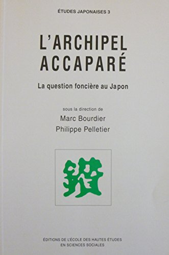 L'archipel accaparé : La question foncière au Japon