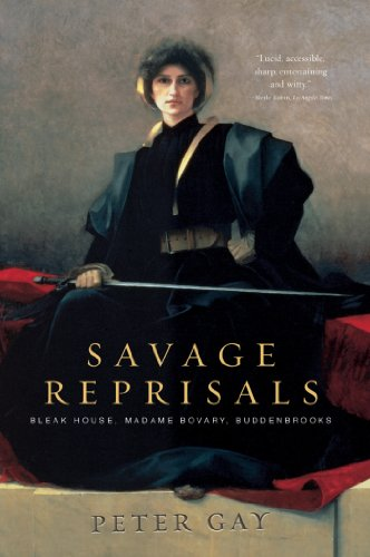 Savage reprisals bleak house madame bovary buddenbrooks ebook savage reprisals bleak house madame bovary buddenbrooks par gay peter fandeluxe Image collections