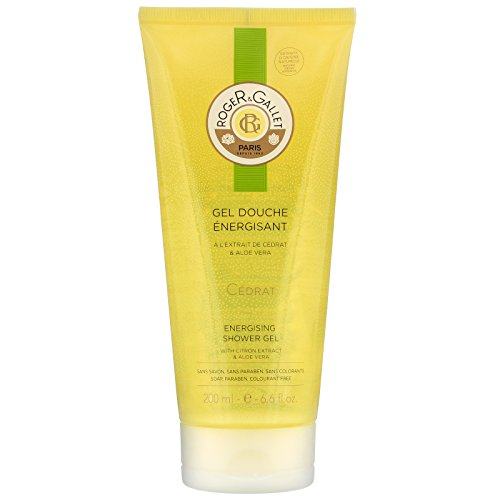 Roger and Gallet Cedrat Citron Bath and Shower Gel 200ml