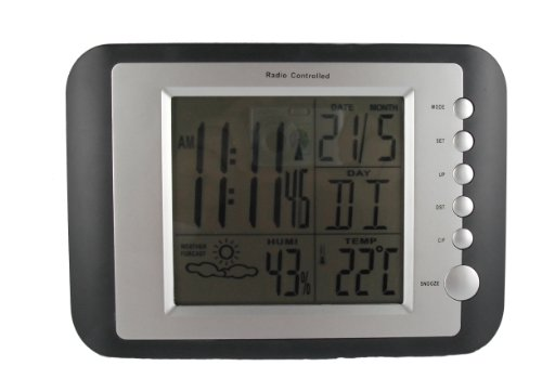 Koch Digitalwetterstation METAO EASY, silber