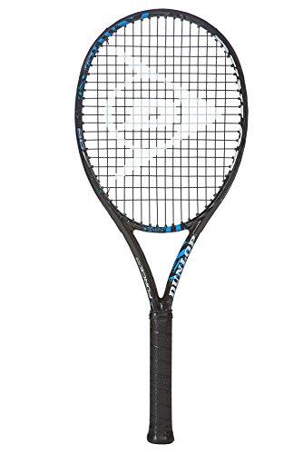 Dunlop Tennisschläger Force 98 Tour, Schwarz/Blau, Griffstärke - Tennisschläger Dunlop
