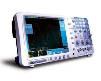 Produktabbildung von Owon Sds7102V Oszilloskop, 1 G / s, 20,3 cm (8 Zoll), LCD, mit Akku, LAN und VGA, inkl. Tasche, 3 Jahre Garantie