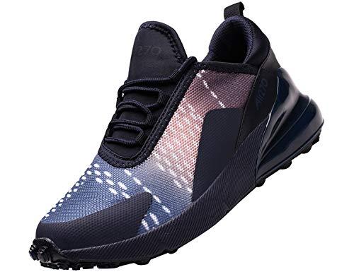 SINOES Laufende Turnschuhe StraßenlaufSchuhe Traillaufschuhe Turnschuhe Fitnessschuhe Running Sneaker Outdoor Wanderschuhe Leichtgewicht Freizeitschuhe Yoga Sportschuhe