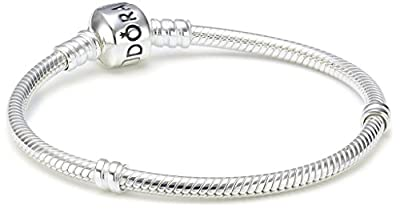 Pandora Charm Bracelet 925 Sterling Silver - 59702
