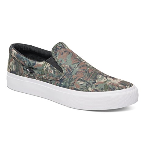 DC Shoes Trase SP - Chaussures Slip-On pour homme ADYS300185 Camo