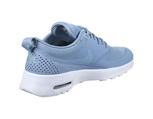 Nike Air Max Thea Women Sneaker Trainer 599409-610 Blu/Blu - Blue/Blue