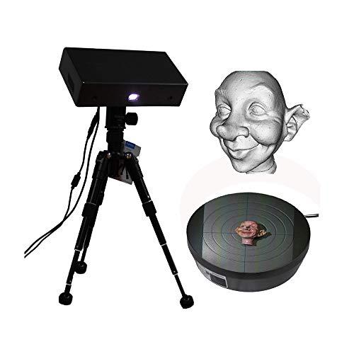 Industrielle 3D Scanner für 3D Drucker 0.04mm Precision Professionelle Desktop 3D Scanner für die Arbeit 30 F/S Kostenloser Scan 3D Scanner Thunk3D Cooper M20 Auto 3D Scanner