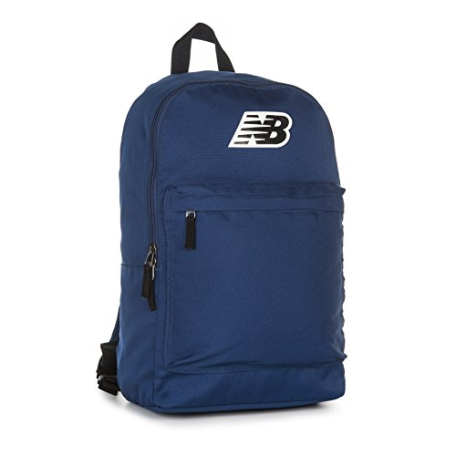 New Balance P-Classic Backpack Tasche, Rot atlantic blue