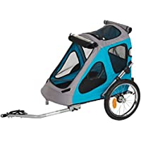 PaylesswithSS Smart - Remolque y carrito para bicicleta