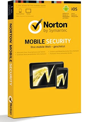 Norton Mobile Security 3.0 - 1 User (Product Key