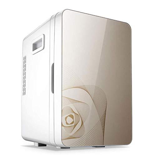 ank, Auto Kühlschrank tragbaren kompakten Kühlschrank elektrische Kühler und Wärmer for Auto/Boot/Selbstfahrer/Camping/Outdoor (Color : A) ()