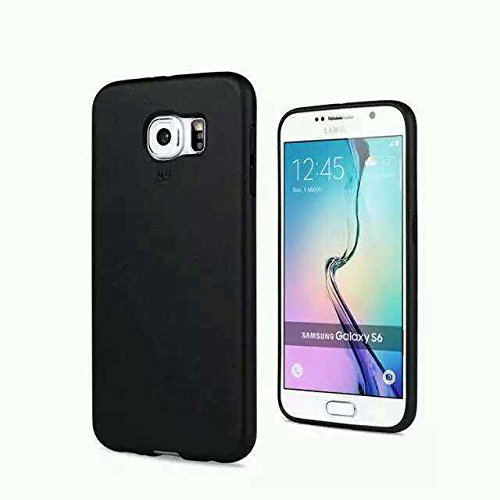Price comparison product image Top Quality Samsung S7 Case Cover, Samsung Galaxy S7 Ultra Thin Soft TPU Silicone Gel Back Case (Black) Cover Skin