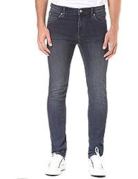 Cheap Monday Unisex Jeans Tight Pure Blue