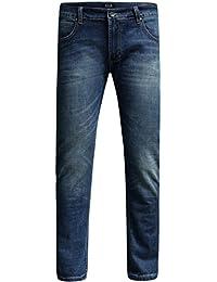 SSLR Homme Slim Fit Skinny Jean