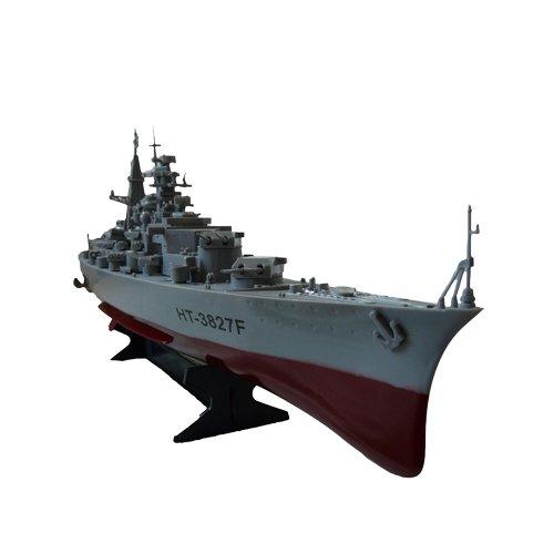 Seruna RC Ferngesteuertes Schlachtschiff Bismarck thumbnail