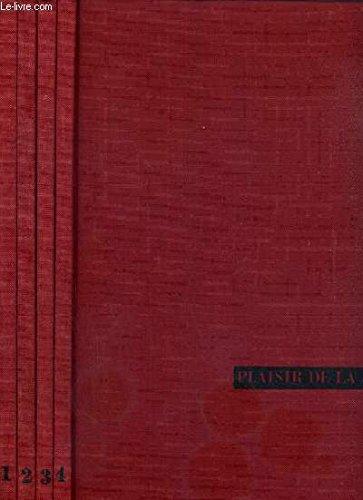 PLAISIR DE LA MAISON - 4 VOLUMES - 1 + 2 + 3 + 4 / 1. LIVING-ROOMS - CAVES ET GRENIERS - TERRASSES - 2. CHAMBRES - RANGEMENT - SALLE DE BAINS - 3. SALLES A MANGER - COINS REPAS - CUISINES - 4. ENTREES - SALONS - BUREAUX.