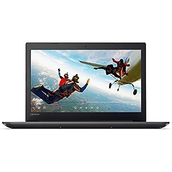 Lenovo IdeaPad 320 39,6 cm (15,6 Zoll HD TN Matt) Notebook (Intel Pentium 4415U, 8GB RAM, 128GB SSD, DVD, Intel UHD Grafik 610, Windows 10 Home) Schwarz